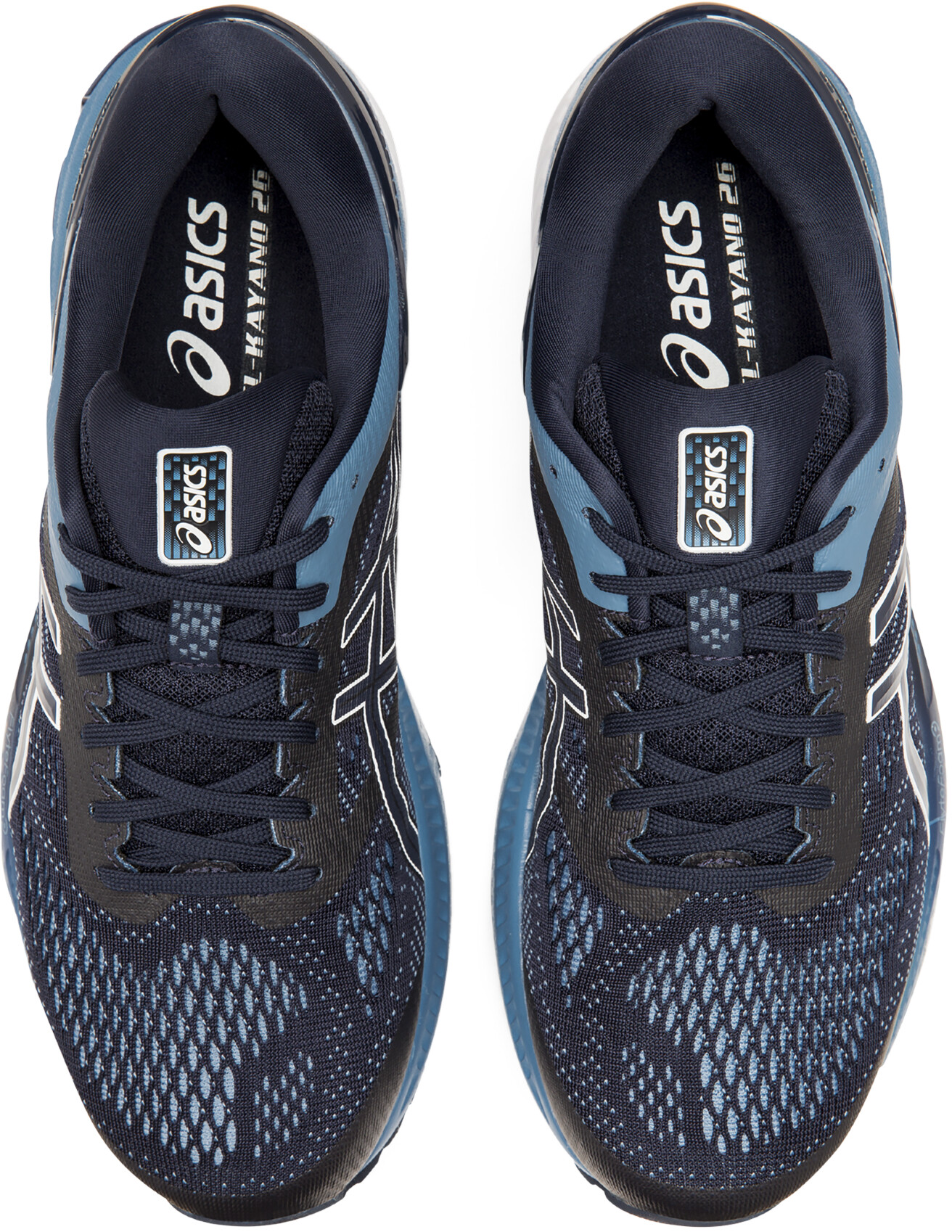 f272e4fe asics Gel-Kayano 26 Shoes Men, midnight/grey floss | Find outdoortøj ...